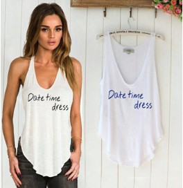 Japon Style Date Time Tshirt